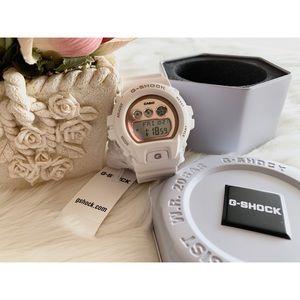 Casio G-Shock Metallic Mirror Rose Watch